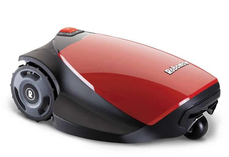 Les caractéristiques du Robomow City MC400