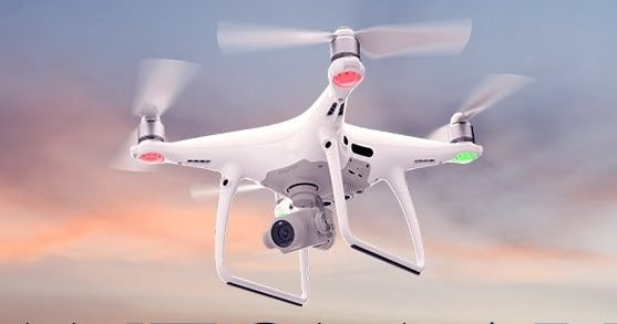 les drones caméra