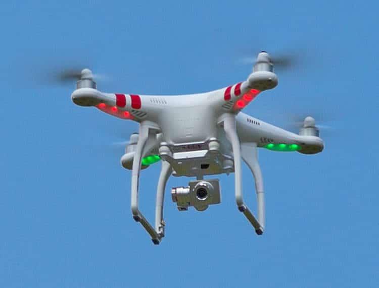 drone Phantom3 DJI