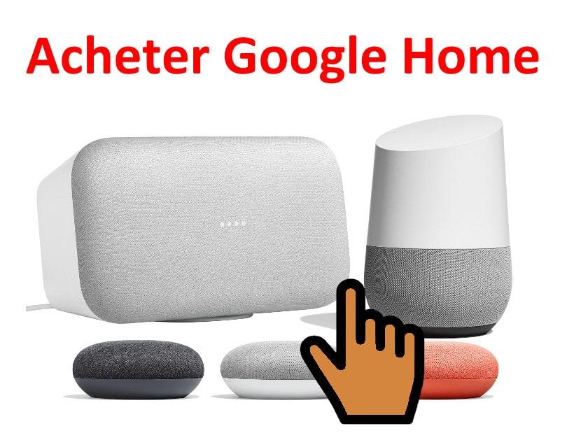 Sur Quoi Brancher La Google Home