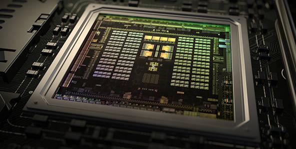 Dans les années 90, Nvidia révolutionne le secteur du gaming sur PC