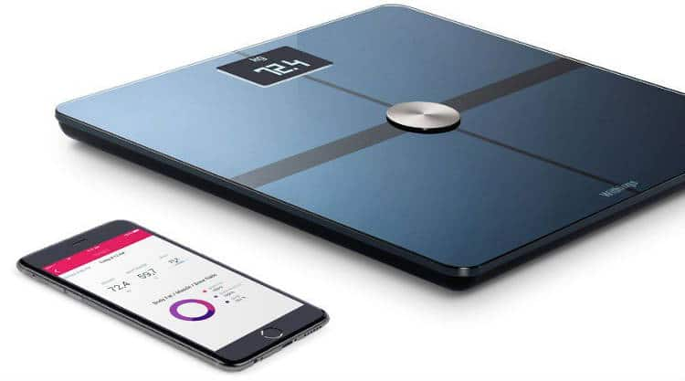 Body de la marque Withings : une balance connectée efficace