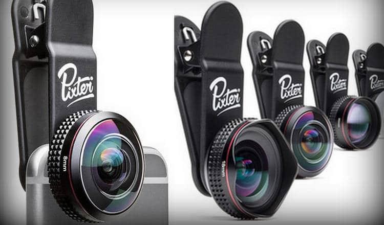 L'accessoire pour transformer votre Smartphone en appareil photo pro