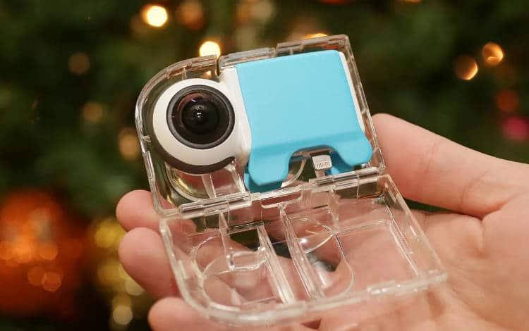 Un drone en papier, un Smartphone polaroïd : notre top cadeaux petits prix et futuristes pour Noël