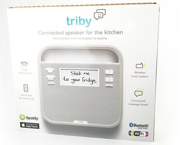 Présentation générale : TRiby, une enceinte connectée labellisée French Tech' !