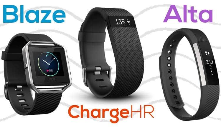 Design et taille du bracelet connecté Alta de Fitbit