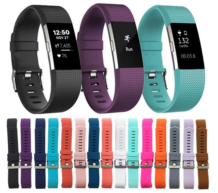 Le bracelet connecté Fitbit Charge 2, votre nouveau coach sportif