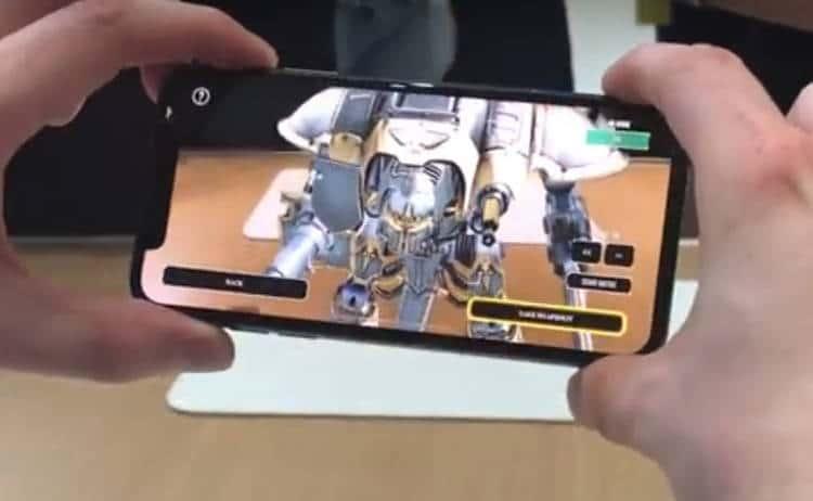 Avec Art Kit, vous allez (beaucoup) entendre parler de réalité augmentée en 2018