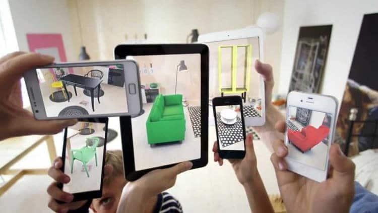 La réalité augmentée pour tous avec iOS 11 !