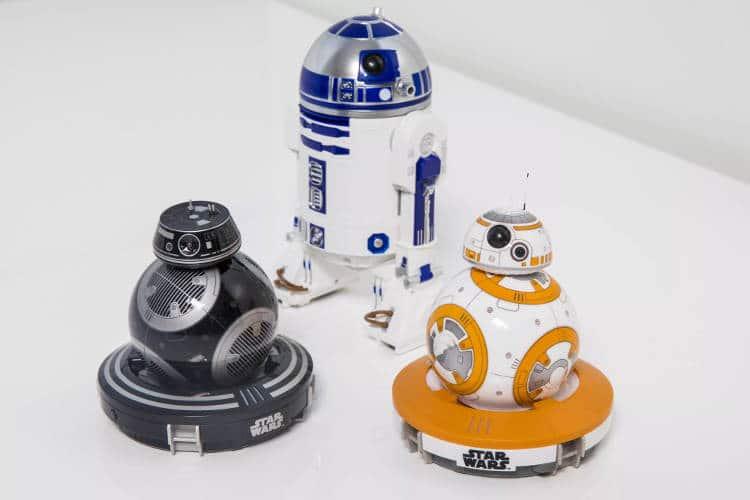 robot starwars bb8 bb9 d2r2 1