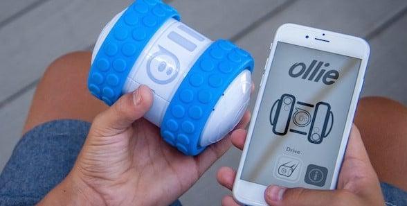 Une boule connectée pour les enfants, mais attention au Smartphone !