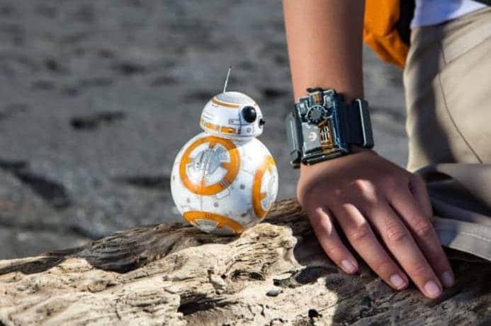 Le bracelet de la force pour accompagnateur BB-8