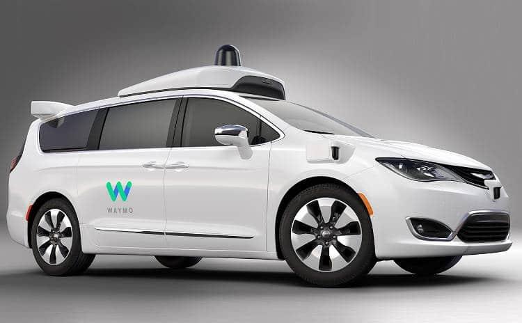 Google Car s'appelle Waymo: nouveau nom– nouvelle stratégie pour la voiture autonome de Google
