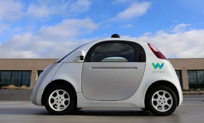 Google Car s'appelle Waymo: nouveau nom- nouvelle stratégie pour la voiture autonome de Google