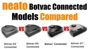 neato Botvac comparaitf sur Robots et Compagnie