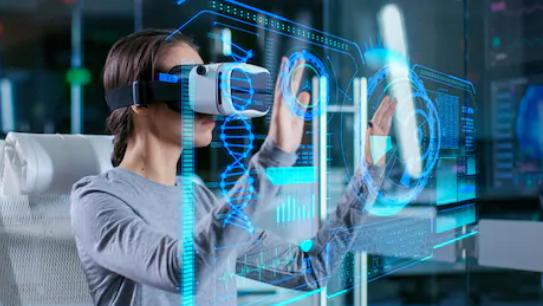 Escape game en réalité virtuelle