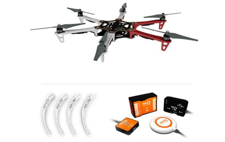 Le nouveau drone sera connecté: l'émergence des drones Apps