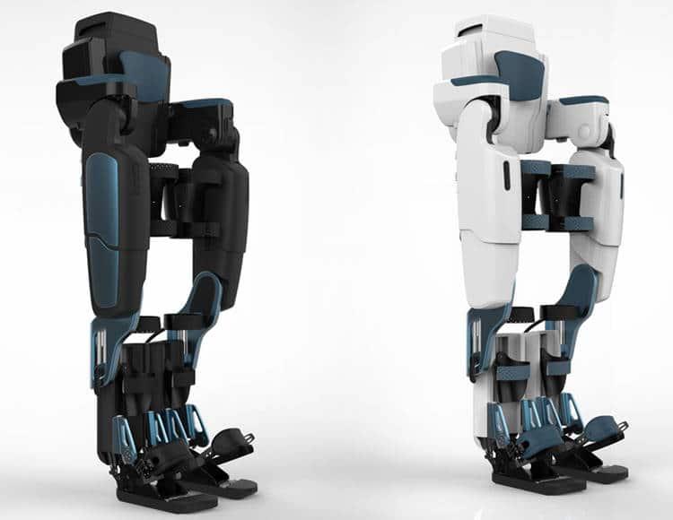 Innovation: l'exosquelette qui fonctionne comme un Segway