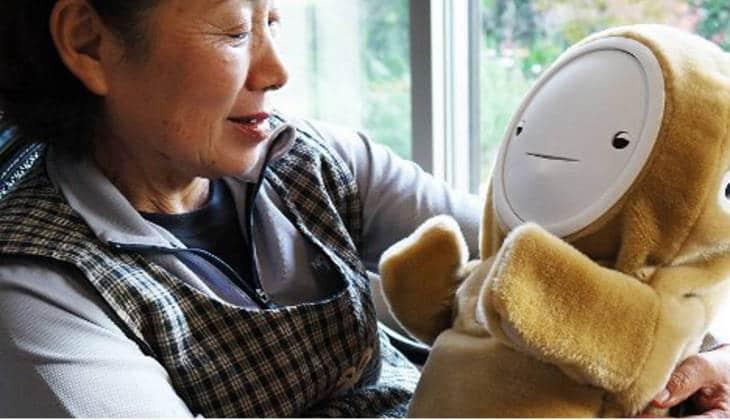 Des robots compagnons pour les seniors