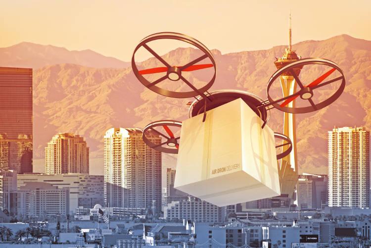 Nokia présente un réseau mobile pour drones en milieu urbain