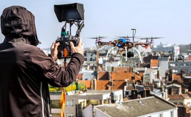 Une arme anti-drone pour l'État français