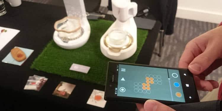 L'imprimante 3D de nourriture: du sur-mesure industrialisé