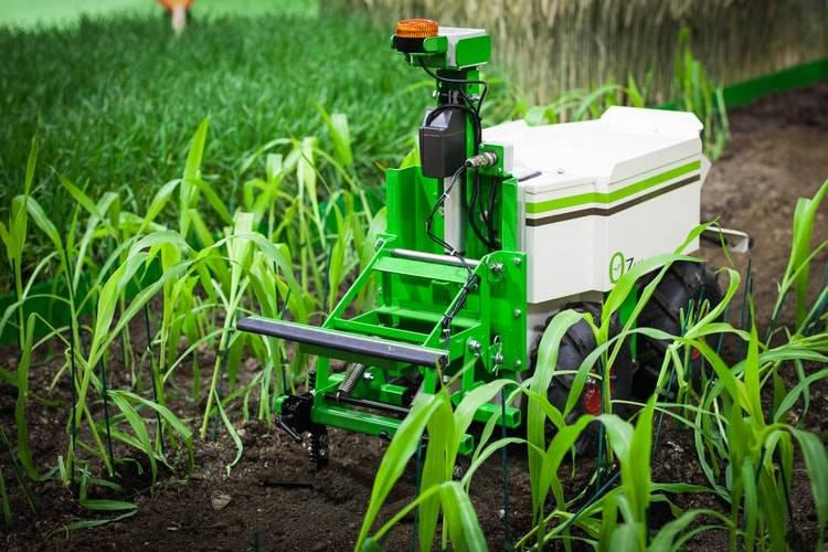 Vers une agriculture connectée mondialisée