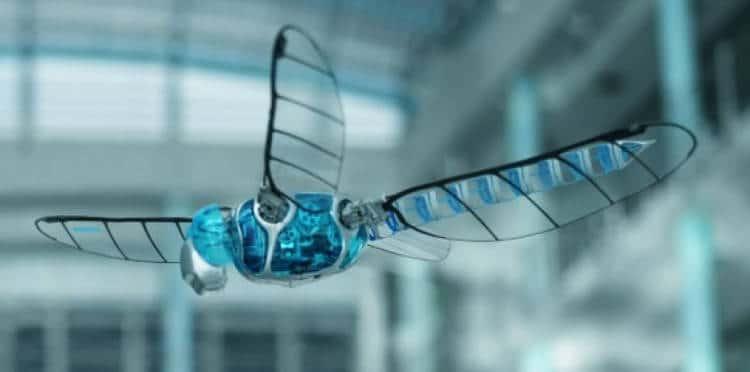 Ces robots-espions et drones espions de la CIA plus vrais que nature!