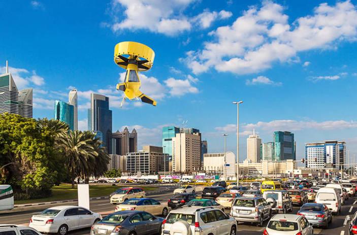 Entre drone et voiture volante:Airvinci a l'autorisation de transporter des passagers à bord de son drone