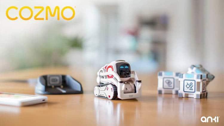 Cozmo: encore un nouveau robot de compagnie choupi!