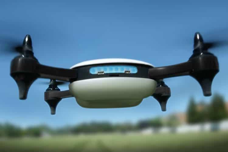Avis aux passionnés:  Teal, le drone capable de pointes à 136km/heures sera bientôt en vente