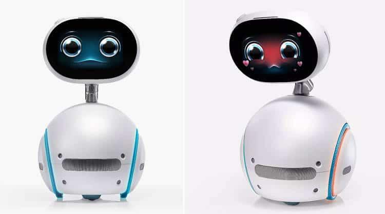 Asus vous présente son robot compagnon Zenbo