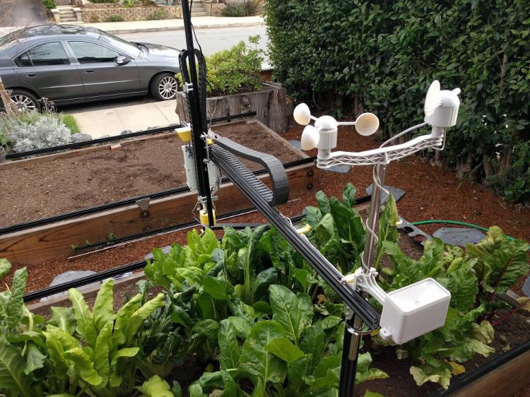 Farmbot: et si un robot jardinier travaillait à votre place?