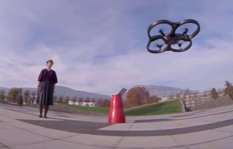 Comment piloter un drone par la pensée ?
