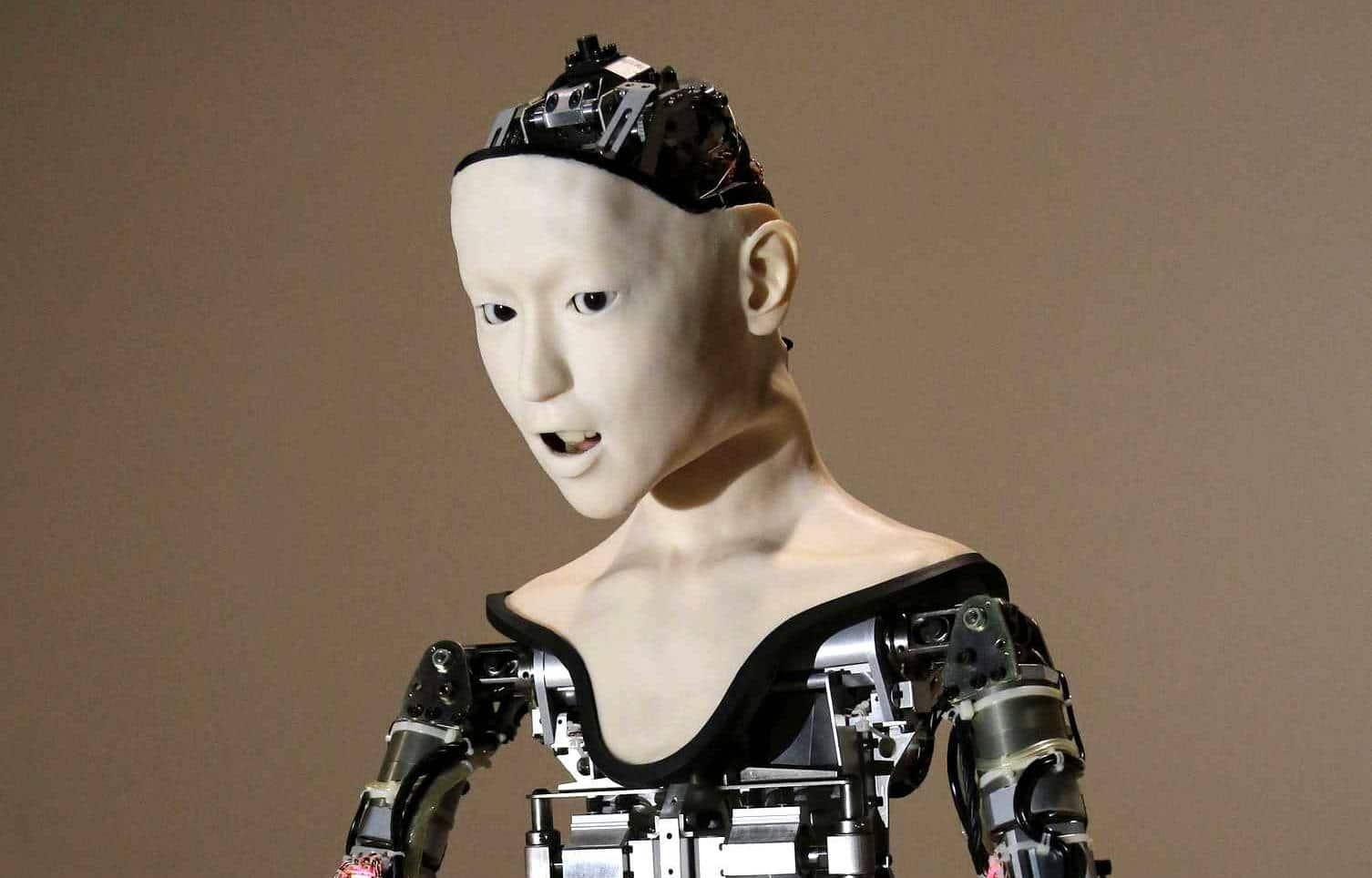 L'humanoïde Alter n'imite pas l'humain, mais développe ses propres schémas de mouvement