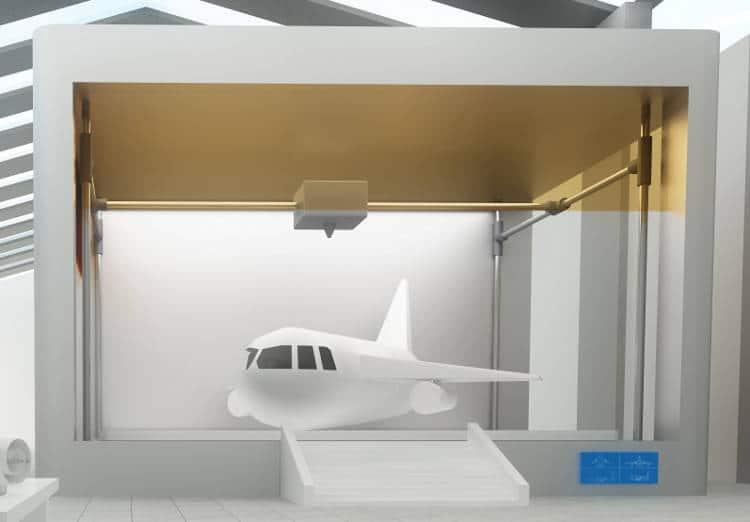 Démesuré: les plus grosses impressions 3D du monde entrent au Guinness des records
