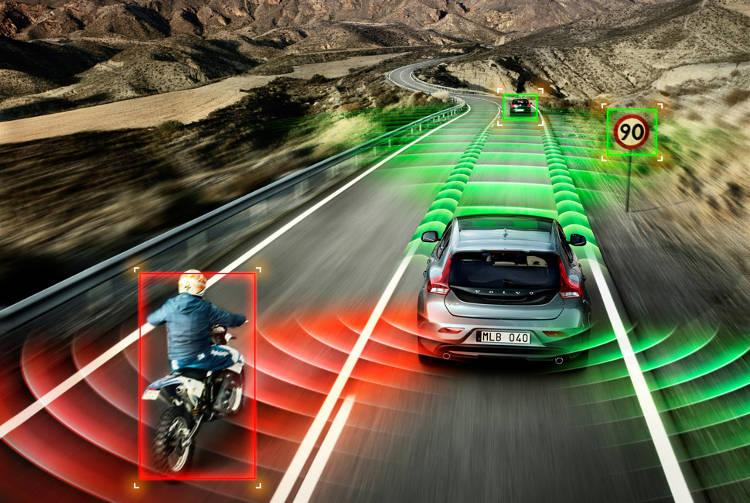 La voiture autonome Tesla qui prédit les accidents de la route