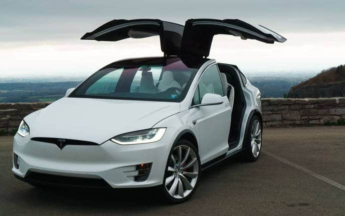 La Tesla Model X débarque en France