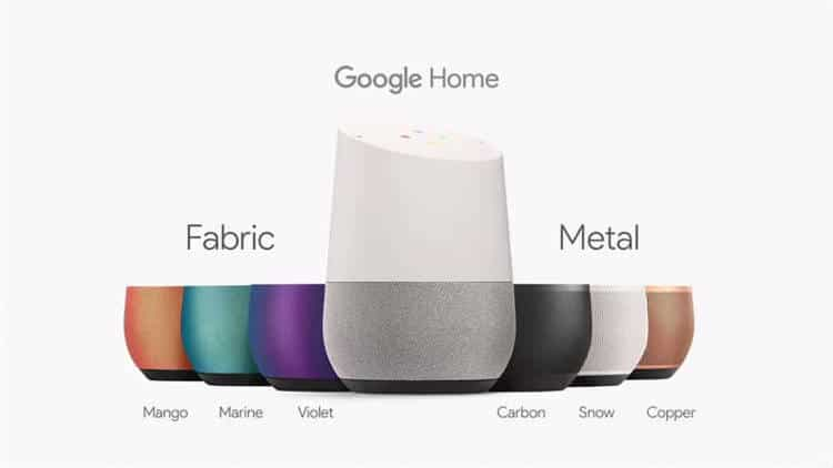 Google Home le nouvel assistant virtuel de maison de Google