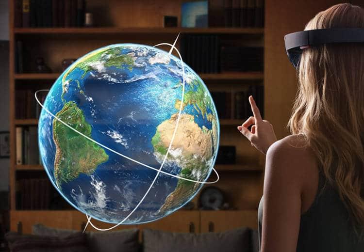 Avec HoloLens, Microsoft se positionne sur la réalité «mixte»