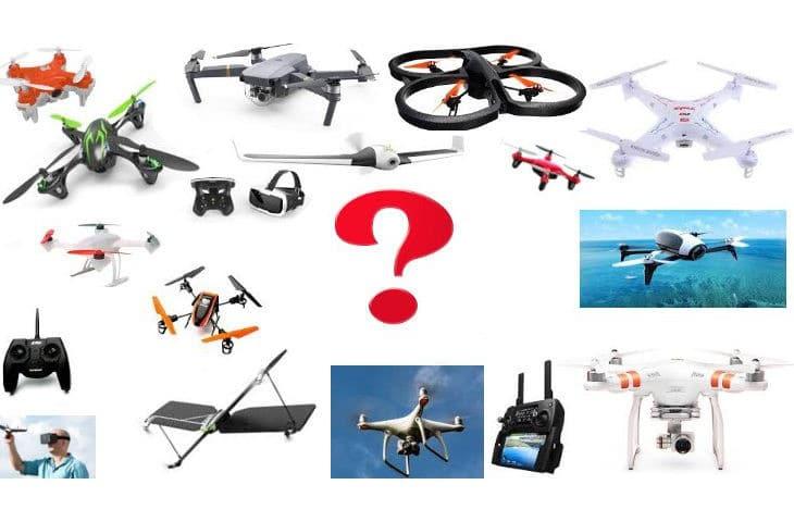 Quel drone choisir pour Noël?
