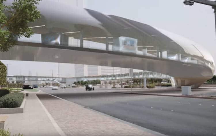 Ville du futur: comment voyagerons-nous dans l'Hyperloop?