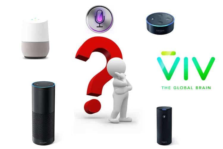 Maison du futur: quel assistant virtuel de maison choisir?