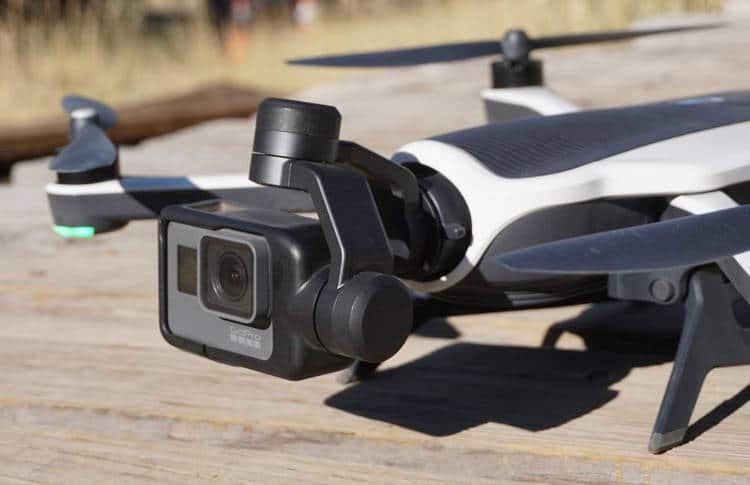 Flop: Karma le drone de loisir GoPro qui ne vole pas. A quelques mois de Noël, la société lance une opération de rappel