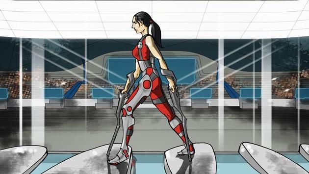 L'exosquelette est-il l'avenir de l'Homme?