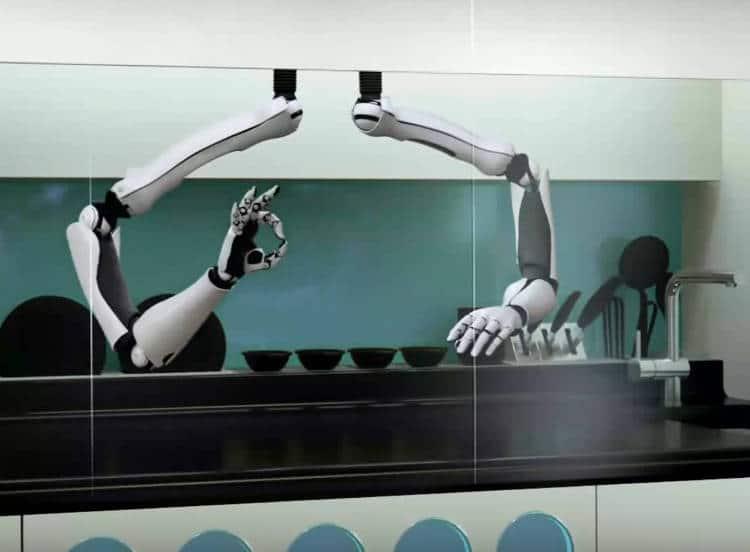 Dans votre cuisine en 2017: un robot-cuisinier qui a appris la gestuelle des grands chefs
