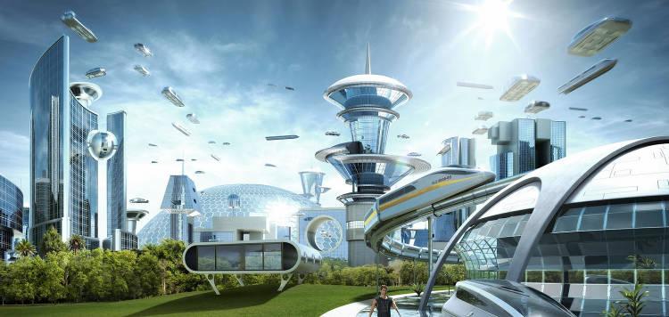 Airbus développe un projet de taxis volants sans pilote pour les villes du futur