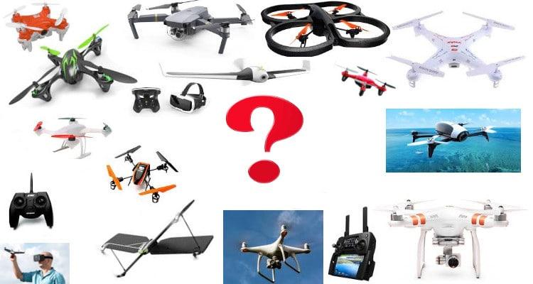 Quel drone caméra acheter ? Comment choisir un modèle adapté et pas trop cher ?