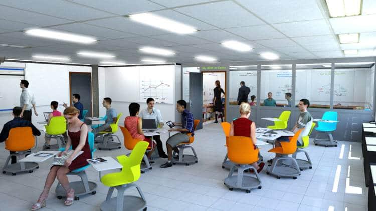 Les wearables classrooms en hausse de 45%: l'école connectée sera bientôt une réalité!