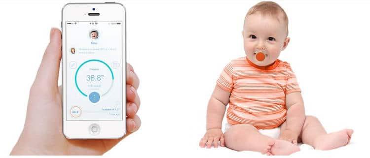 Des objets connectés pour bébé